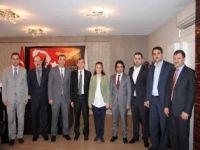 AK Parti İl Başkanı Haydar Revi'nin Ziyaretleri Sürüyor