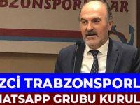 """Denizci Trabzonsporlular Whatsapp Grubu"" Kuruldu"