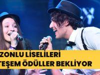 Trabzonlu Liselileri Muhteşem Ödüller Bekliyor