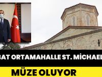 Akçaabat Ortamahalle St. Michael Kilisesi, Müze Oluyor