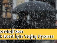 Meteoroloji'den Birçok Kent İçin Yağış Uyarısı