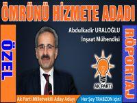 Bürokrasinin Dağları Delen Adamı Abdulkadir Uraloğlu