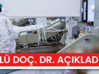 Trabzon'da Yoğun Bakımda Yatanların Çoğu, Aşı Olmaktan Kaçınan 65 Yaş Üstü!