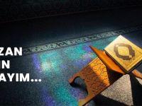 Ramazan Ayı İçin Geri Sayım...