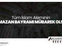 Akçaabatın Sesi İnternet Haber Sitesi Ramazan Bayramını Kutladı