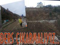 Trabzon İnşaat Mühendisleri Odası Açıklama Yaptı