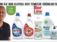 Türkiye'nin İlk Bor Katkılı Sıvı Temizlik Ürünleri İle Tanışın!