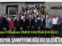 Trabzonspor Şampiyonluğu Bu Sezon Getirecek