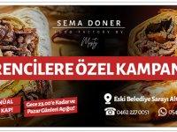 Sema Döner By Musty'den Öğrencilere Özel Kampanya!