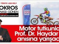 Motor Tutkunları Prof. Dr. Haydar Baş Anısına Yarışacak