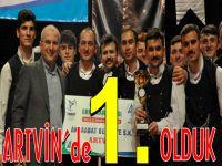 Türkiye Finalinde Yarışacaklar