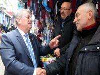 Pekşen Bu Kez Trabzon Esnafının Sorunlarına Dikkat Çekti