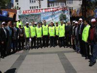 ''Temiz Çevrem''Kampanyası Akçaabat'ta Gerçekleştirildi.