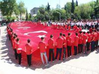 Trabzon'da 19 Mayıs, Gençlik Yürüyüşü İle Başladı