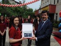 Trabzon'da Farih Projesi Kapsamında Tablet Dağıtıldı