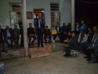 Dr. Adnan Günnar, Yoğun Seçim Programlarını Ara Vermeden Sürdürüyor.