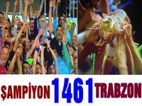 Ve 1461 Trabzon PTT 1. Lig'e Yükseldi