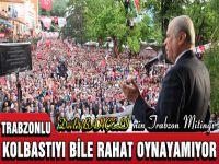 Devlet Bahçeli Trabzon'da Miting Düzenledi
