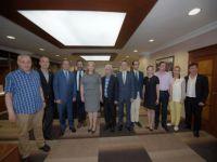 Trabzon Ukrayna İle İran Arasında Köprü Olacak