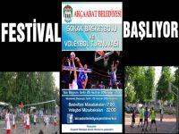 Festival Başlıyor