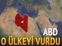 ABD ordusu Libya'da Belmuhtar için operasyon düzenledi