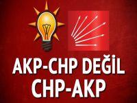 Koalisyon seçeneği AKP-CHP değil, CHP-AKP