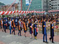 Eski KKTC Cumhurbaşkanı Derviş Eroğlu Trabzon'da