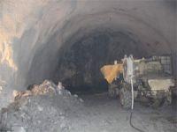 Dünyanın En Uzun 2. Tünelinde Yüzde 70 Tamamlandı