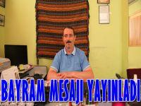 Ramazan Bayramı Mesajı Yayınladı