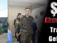 Şehidimizin Cenazesi Bugün Saat: 13.30'da Trabzon Havalimanı'na Getirilecek.