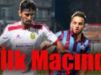 1461 Trabzon ilk maçta galip!