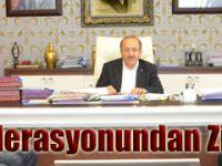 Federasyon Başkanı Demir'den Başkan Gümrükçüoğlu'na ziyaret