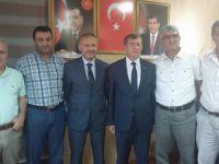 AK Parti'den aday adaylığı başvurusunda bulundu.