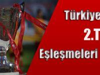 Türkiye Kupası'nda 2. tur eşleşmeleri belli oldu!