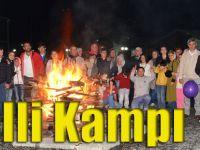 Büyükşehir Belediyesi, engelli çocuklar ve ailelerini kampta buluşturdu