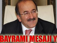 Başkan Gümrükçüoğlu'nun Kurban Bayramı mesajı