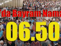 Türkiye genelinde Kurban Bayramı namaz saatleri
