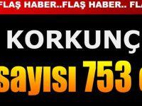 Hac'da izdiham: 753 ölü