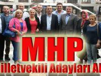 MHP Trabzon Milletvekili Adayları Akçaabat'ta