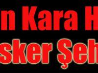 Erzurum'un Şenkaya İlçesinde 2 Asker Şehit Oldu
