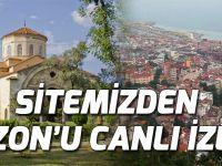 Trabzon'u Canlı Olarak Haber Sitemizden  İzleyin