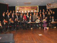 TSM Korosu ' ndan Yeni Yıl Konseri