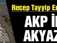 AKP İle CHP'nin Akyazı Kavgası!
