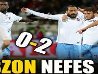 M.Sivasspor 0-2 Trabzonspor