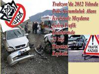 Trafik Kazalarında Ağır Bilanço