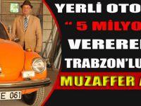 İşte ilk yerli otomobile '5 milyon lira' veren işadamı!