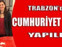 29 Ekim Cumhuriyet Bayramı Trabzon'da Coşkuyla Kutlandı!