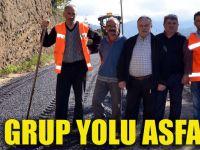 Büyükşehir'in Vakfıkebir'deki asfalt hamlesi devam ediyor