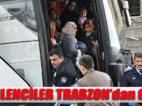 Trabzon'da Suriye'li Dilencilere Operasyon