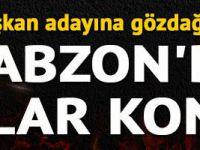 Trabzonspor Kongresi Öncesi Silahlar Konuştu